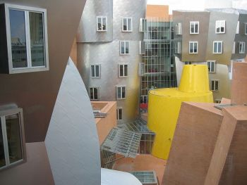 MIT Stata Center View